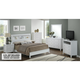 Burlington 4-pc. King Storage Bedroom Set