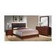 Burlington 4-pc. Queen Upholstered Bedroom Set