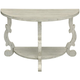 Orchard Park Demilune Console Table
