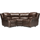 Bryant II 3-pc. Leather Power-Reclining Sectional Sofa
