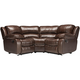 Bryant II 3-pc. Leather Reclining Sectional Sofa