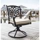 Burnella Swivel Chair