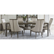 Geode Ridge 7-pc. Dining Set w/ Sling Chairs