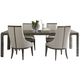 Geode Ridge 5-pc. Dining Set w/ Sling Chairs