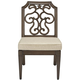 Arch Salvage Gabrielle Outdoor Dining Chair