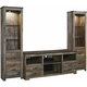 Trinell 3-pc. Entertainment Center