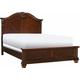 Ashbury King Panel Bed