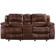 Bryant II 3-pc. Leather Power-Reclining Loveseat
