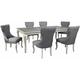 Coralayne 7-pc. Dining Table Set