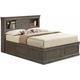 Rossie Queen Storage Bed
