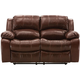 Bryant II 2-pc. Leather Power-Reclining Loveseat