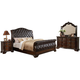 Sheffield 4-pc. King Sleigh Bedroom Set