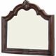 Sheffield Bedroom Dresser Mirror