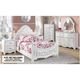 Exquisite 4-pc. Full Poster Bedroom Set