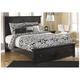 Adele Queen Storage Bed