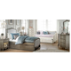Kensington 4-pc. Twin Upholstered Bedroom Set w/ Trundle