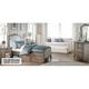 Kensington 4-pc. Twin Upholstered Bedroom Set w/ Storage
