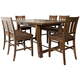 Cannon Valley 6-pc. Counter-Height Trestle Dining Set