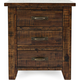 Sonoma Creek Master Bedroom Nightstand