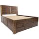 Sonoma Creek King Storage Bed