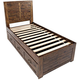 Sonoma Creek Twin Bed w/Trundle