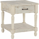 Weatherby Rectangular End Table