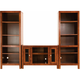 Del Mar 3-pc. Wall Unit w/ 42
