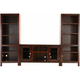 Del Mar 3-pc. Wall Unit w/ 52