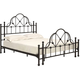 Foremost Groups, Inc. Emma King Bed