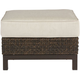 Epicenters Brentwood Outdoor Ottoman