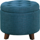 Shelley Storage Ottoman