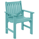 Lakeside Outside Dining Arm Chair
