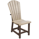 Lakeside Addy Outdoor Dining Side Chair