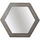 Geode Citrine Bedroom Dresser Mirror