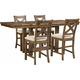 Montana 5-pc. Counter-Height Dining Set w/ Leaves