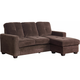Emma 2-pc. Right Arm Facing Reversible Sectional Sofa