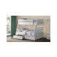 Carissa Twin-over-full Bunk Bed With Storage