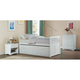 Carissa Twin Trundle Bed with Storage