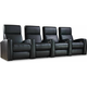 Atlas Leather 4-pc.Power-Reclining Sectional Sofal