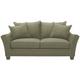 Briarwood Microfiber Apartment Sofa