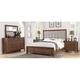 Lemieux 4-pc. King Bedroom Set w/ Upholstered Bed