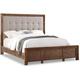 Lemieux King Upholstered Bed