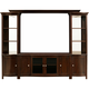 West End 4-pc. Wall Unit w/ 54