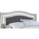 Coralayne Queen Upholstered Panel Headboard