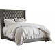 Coralayne Upholstered King Bed