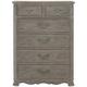 Pulaski Furniture Corp Sophia Bedroom Chest Gray