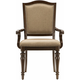 Bay City Studded Dining Armchair