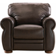 Marsala Leather Recliner
