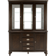 Bay City 2-pc. China Cabinet w/ Lighting