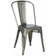 Felix Dining Chairs - Gunmetal Gray: Set of 4